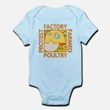 Animal Rights Infant Bodysuit