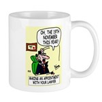 Commercial Lawyer's Mug