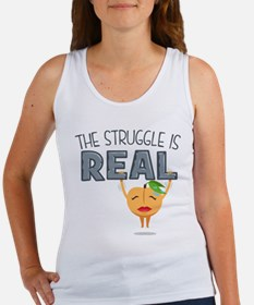 Struggle is Real Women's Tank Top