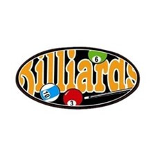Billiards Patches
