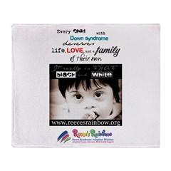 NDSC Event Graphic Throw Blanket