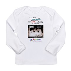 NDSC Event Graphic Long Sleeve Infant T-Shirt