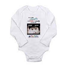 NDSC Event Graphic Long Sleeve Infant Bodysuit