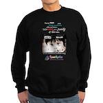 NDSC Event in BLACK Sweatshirt (dark)