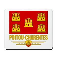 Poitou-Charentes Mousepad
