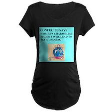 confucius jokes T-Shirt