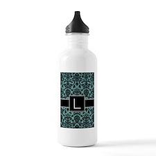 Monogram Letter L Gifts Water Bottle