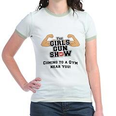 Girls Gun Show T