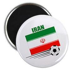 "Iran Soccer Team 2.25"" Magnet (100 pack)"
