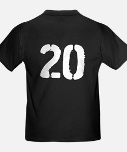 Kid's #20 Game-winning Header T