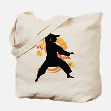 Dragon fighter Tote Bag