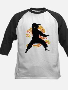 Dragon fighter Kids Baseball Jersey