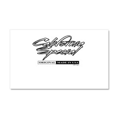 California Special Car Magnet 20 x 12