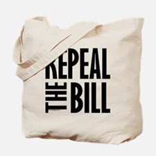 REPEAL the BILL Tote Bag