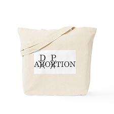 Unique Pro life Tote Bag