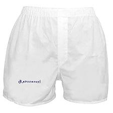 Retrosexual Boxer Shorts