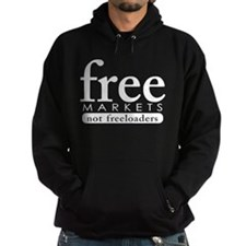 Free Markets - Not Freeloader Hoodie