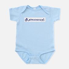 Retrosexual Infant Creeper