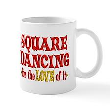Square Dancing Love Mug