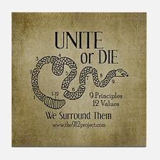 Unite: 912project Tile Coaster