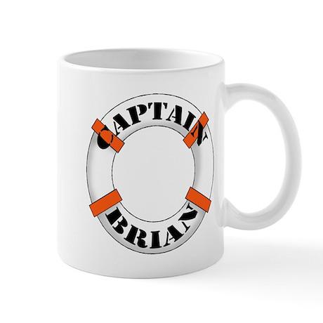 Captain Brian Mug