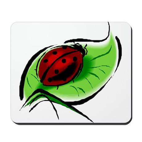 Ladybug106 Mousepad