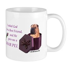 Unique Shar pei Mug