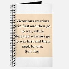 SunTzu Journal