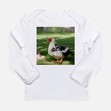 Musky the Duck Long Sleeve Infant T-Shirt