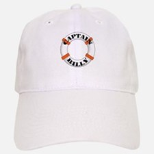 Captain Billy Baseball Baseball Cap