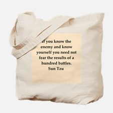 SunTzu Tote Bag