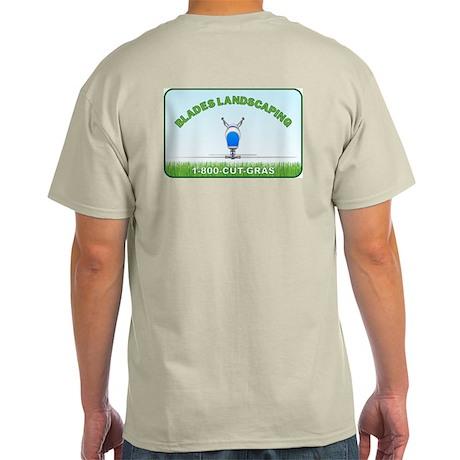 Blade's Landscaping Light T-Shirt