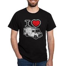 I Love Food Trucks! T-Shirt