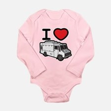 I Love Food Trucks! Baby Outfits