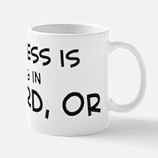 Happiness is Medford Mug