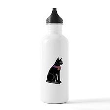 Egyptian Cat Goddess Bastet Sports Water Bottle