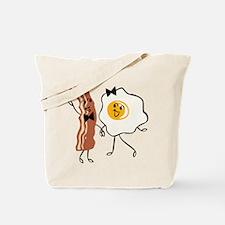 Bacon 'N Egg Lover Tote Bag