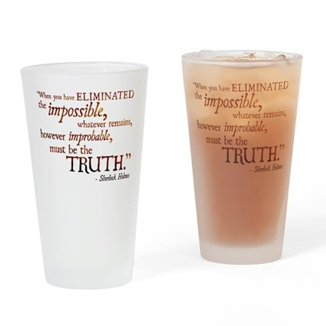 Impossible Drinking Glass
