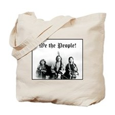 Real Founding Fathers Tote Bag