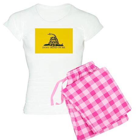 Dont Tread on Me Women's Light Pajamas