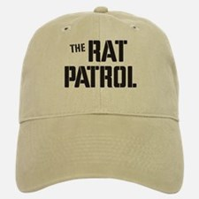 The Rat Patrol Baseball Baseball Cap