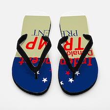 TRUMP 2012 Independent Flip Flops