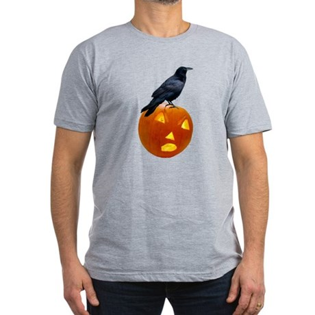 Raven Jack Men's Fitted T-Shirt (dark)