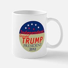 TRUMP 2012 Independent Mug