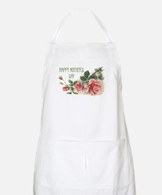 Mother's Day Roses BBQ Apron