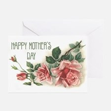 Mother's Day Roses Greeting Cards (Pk of 10)
