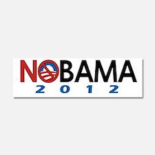 NObama 2012, Anti-Obama Car Magnet 10 x 3