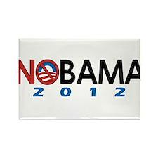 NObama 2012, Anti-Obama Rectangle Magnet