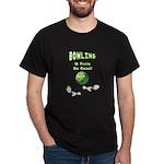 Bowling Feels Good Dark T-Shirt
