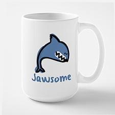 Jawsome Large Mug